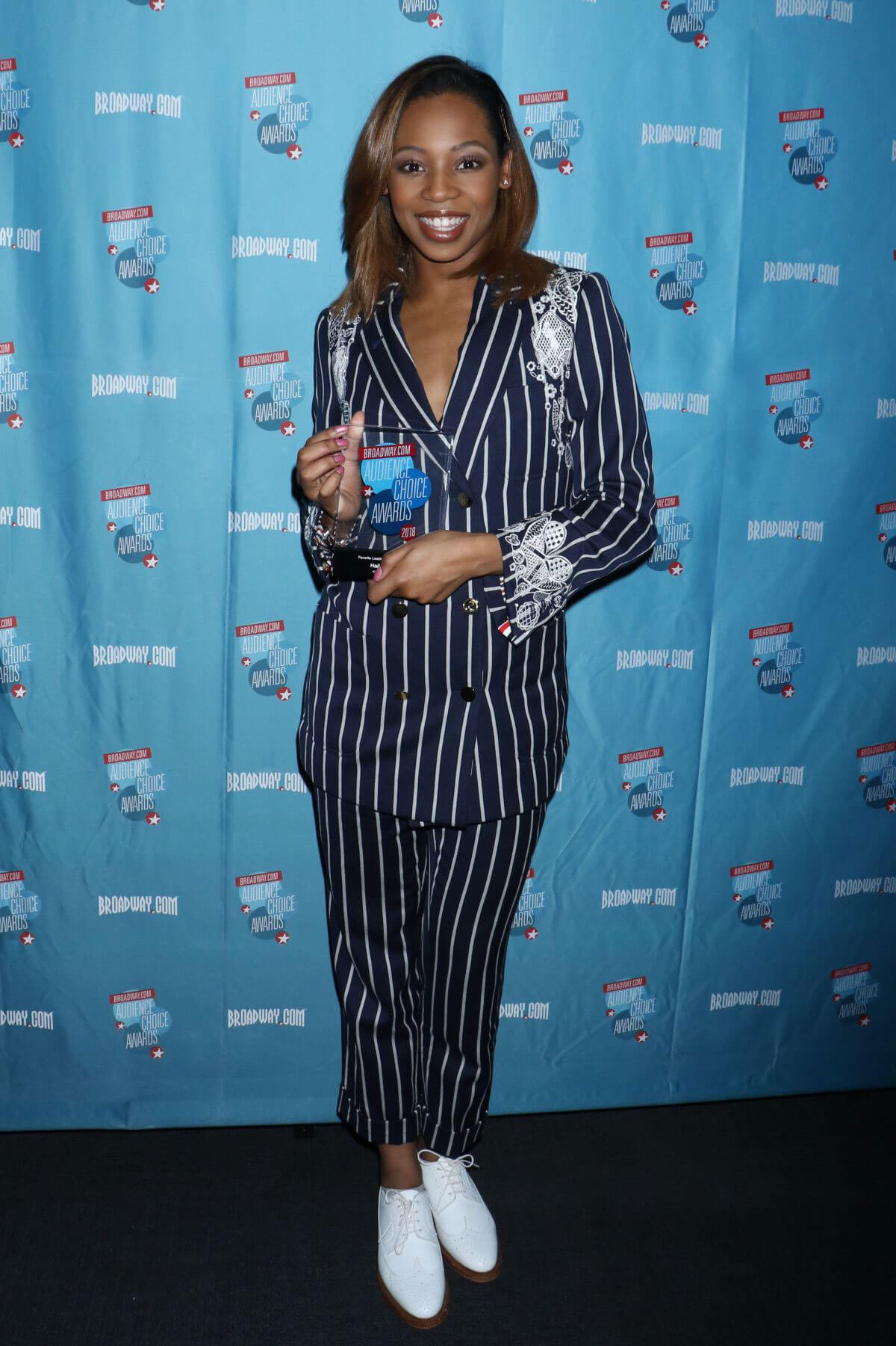 Hailey Kilgore at Audience Choice Awards Winners Cocktail Party in New York 2018/05/24 1