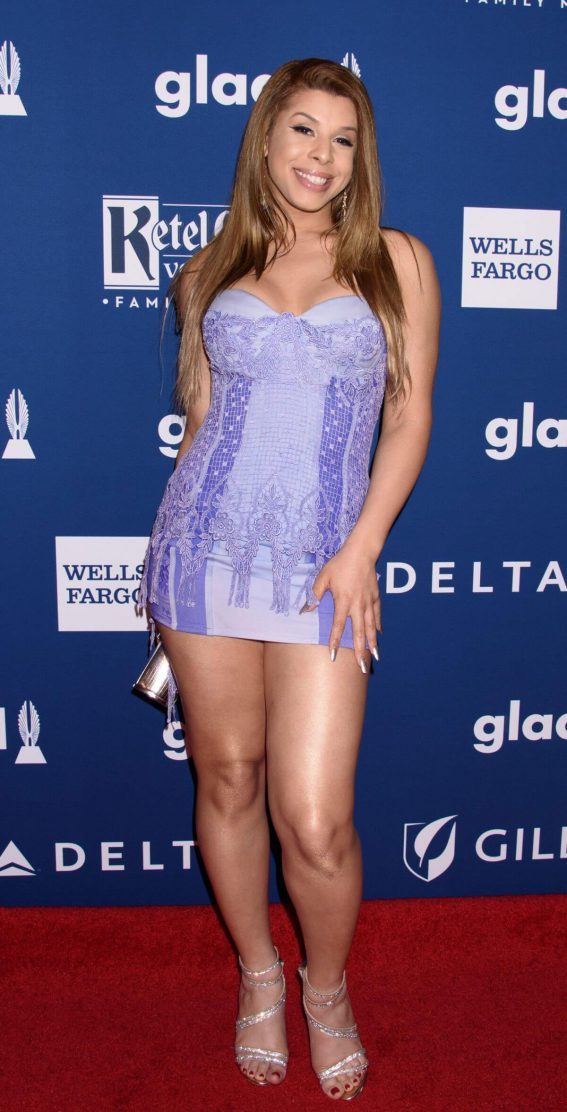 Hailie Sahar Stills at 2018 Glaad Media Awards in New York 2018/05/05 2