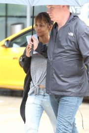 Halle Berry Out and About in New York 2018/05/27 10