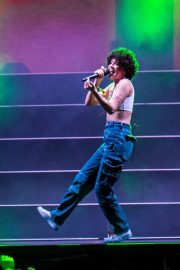 Halsey Stills Performs at Hangout Music Festival in Gulf Shores 2018/05/19 6