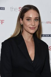 Hannah Jeter Stills at The Stuff Book Launch in New York 2018/05/14 12
