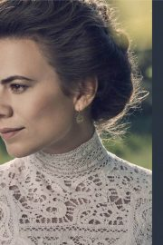 Hayley Atwell in Emmy Magazine, May 2018 Issue 2