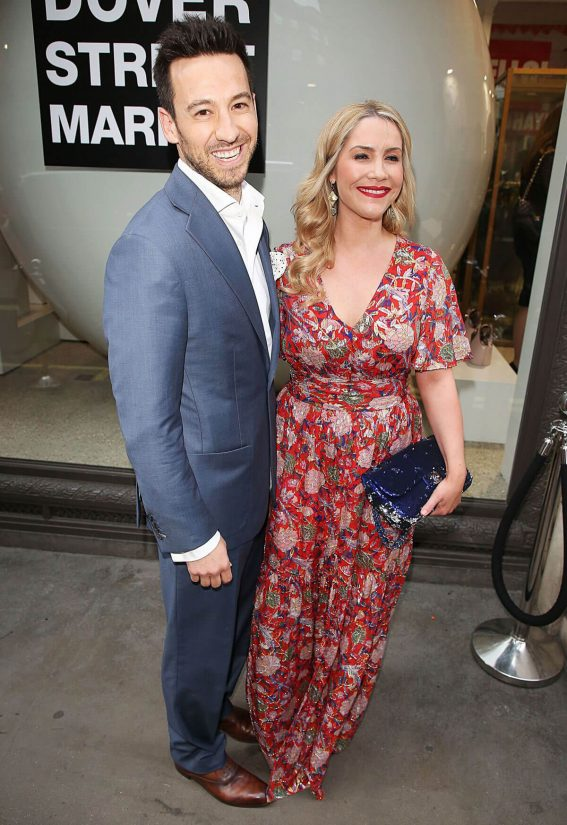 Heidi Range Stills at Hello! Magazine x Dover Street Market 30th Anniversary Party in London 2018/05/09 4