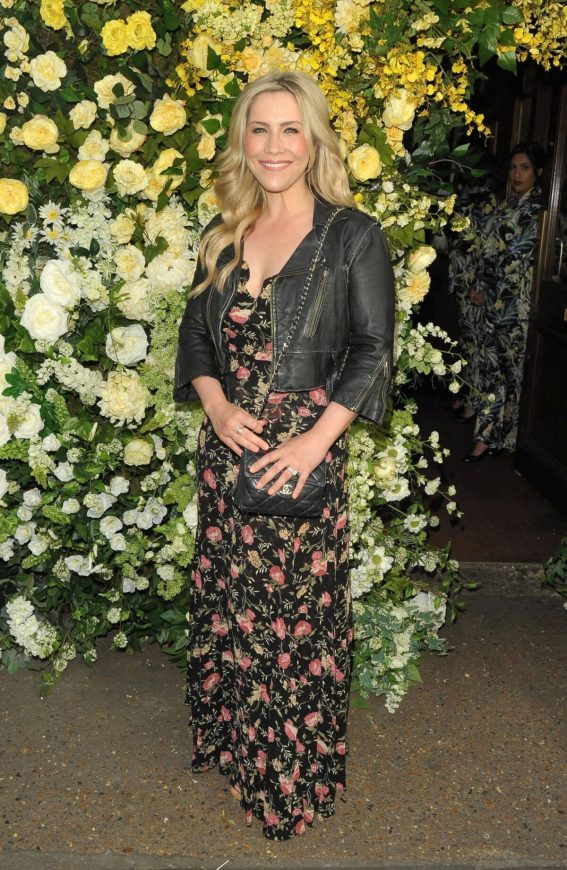 Heidi Range Stills at Ivy Chelsea Garden Annual Summer Party in London 2018/05/14 2