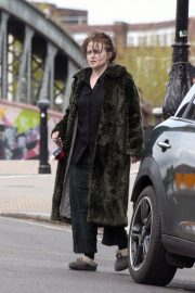 Helena Bonham Carter Stills Out and About in London 2018/05/03 2