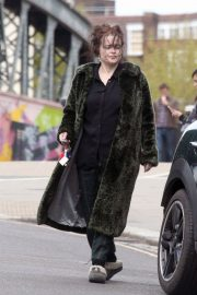 Helena Bonham Carter Stills Out and About in London 2018/05/03 6