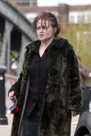 Helena Bonham Carter Stills Out and About in London 2018/05/03 10