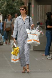 Helena Christensen Stills Out Shopping in New York 2018/05/09 4