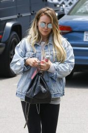 Hilary Duff Out and About in New York 2018/05/29 1
