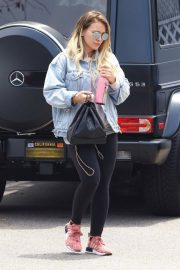 Hilary Duff Out and About in New York 2018/05/29 7