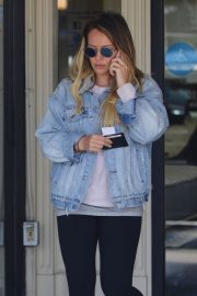 Hilary Duff Out and About in New York 2018/05/29 11