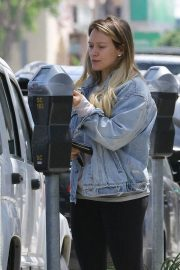 Hilary Duff Out and About in New York 2018/05/29 12