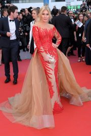 Hofit Golan Stills at Solo: A Star Wars Story Premiere at Cannes Film Festival 2018/05/15 1