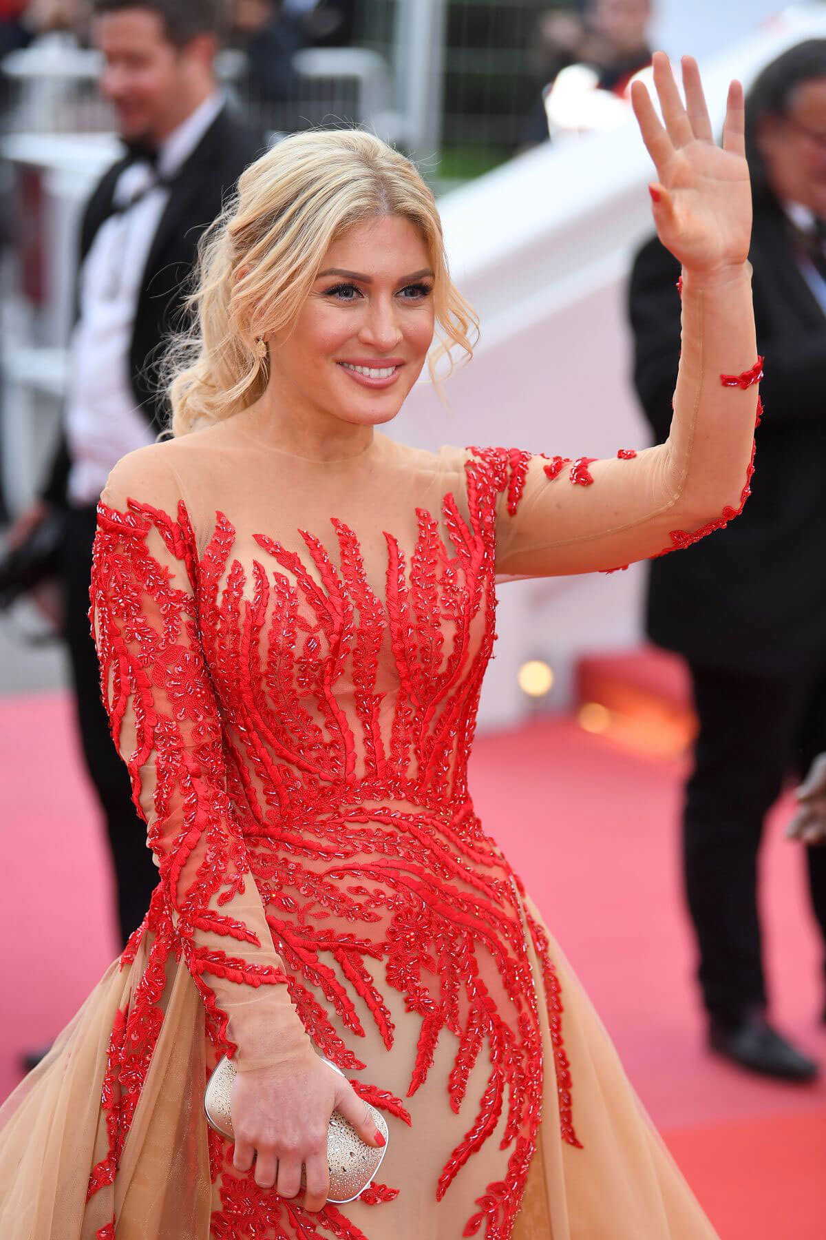 Hofit Golan Stills at Solo: A Star Wars Story Premiere at Cannes Film Festival 2018/05/15 2