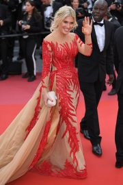 Hofit Golan Stills at Solo: A Star Wars Story Premiere at Cannes Film Festival 2018/05/15 3