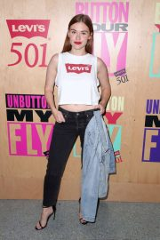 Holland Roden Stills at Levi's 501 Day Celebration Party in Los Angeles 2018/05/16 3