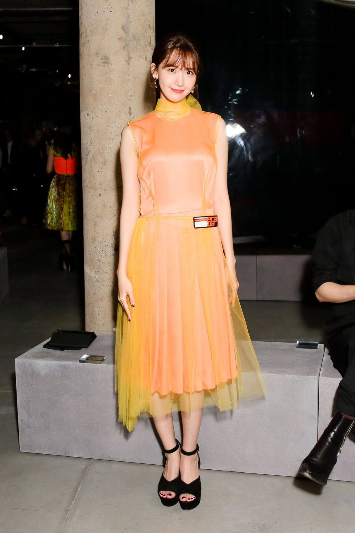 Im Yoon-ah Stills at Prada Resort: 2019 Show in New York 2018/05/04 2