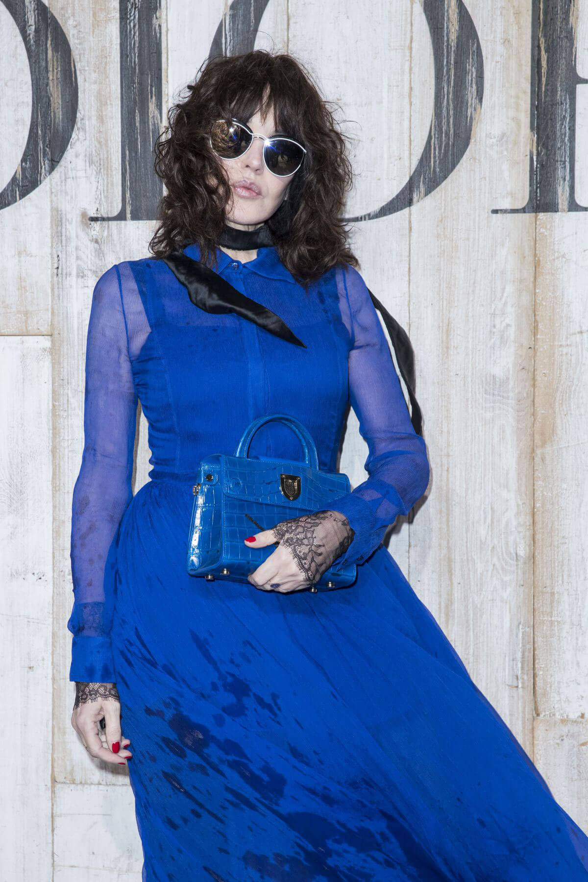 Isabelle Adjani at Christian Dior Couture Spring/Summer 2019 Cruise Collection in Chantilly 2018/05/26 3