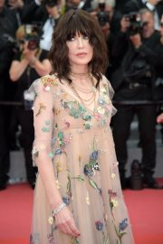 Isabelle Adjani Stills at Everybody Knows Premiere and Opening Ceremony at 2018 Cannes Film Festival 2018/05/08 10