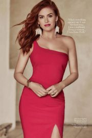 Isla Fisher for Marie Claire Magazine, July 2018 Issue 5