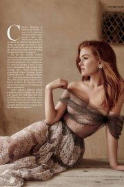 Isla Fisher for Marie Claire Magazine, July 2018 Issue 8
