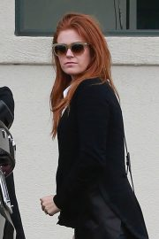 Isla Fisher Out and About in Beverly Hills 2018/05/24 1