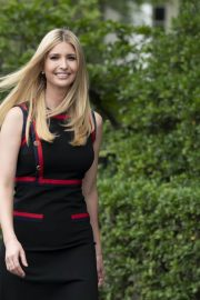 Ivanka Trump at White House Sports and Fitness Day in Washington D.C. 2018/05/30 2
