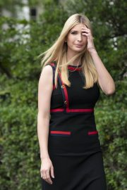 Ivanka Trump at White House Sports and Fitness Day in Washington D.C. 2018/05/30 6