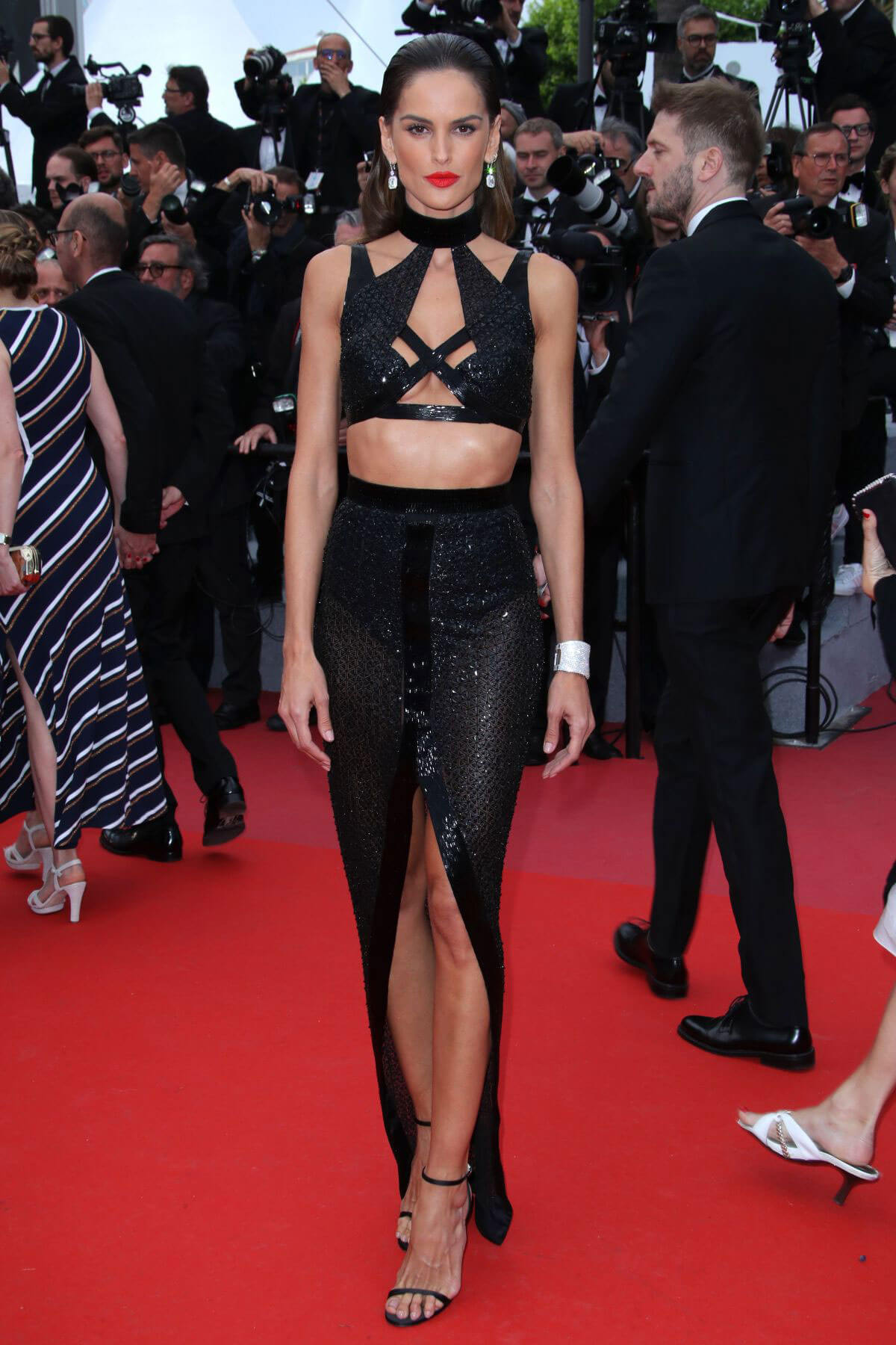 Izabel Goulart Stills at Solo: A Star Wars Story Premiere at Cannes Film Festival 2018/05/15 6