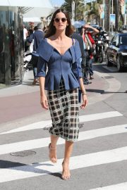 Izabel Goulart Stills Out and About in Cannes 2018/05/14 9