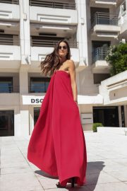 Izabel Goulart Stills Out and About in Cannes 2018/05/14 17
