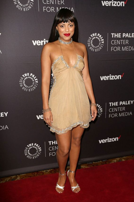Jaime Lee Kirchner Stills at Paley Honors: A Gala Tribute to Music on Television in New York 2018/05/15 6
