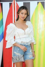 Jamie Chung Stills at Henri Bendel Surf Sport Collection Launch in Los Angeles 2018/04/27 5