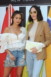 Jamie Chung Stills at Henri Bendel Surf Sport Collection Launch in Los Angeles 2018/04/27 11