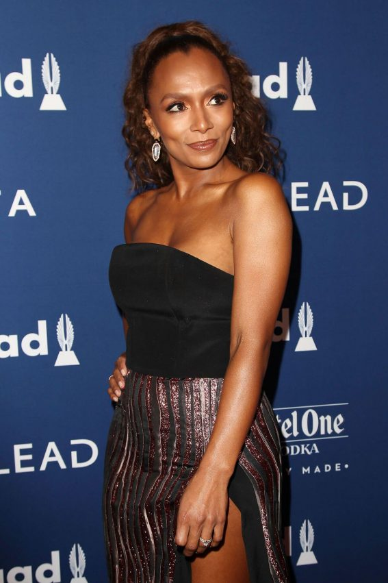 Janet Mock Stills at 2018 Glaad Media Awards in New York 2018/05/05 8