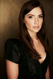 Janet Montgomery Poses for NBC Upfront, 2018 Issue 8