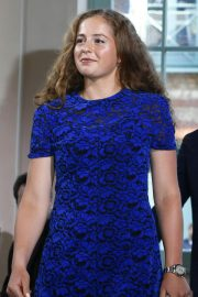 Jelena Ostapenko at Draw of 2018 French Tennis Open in Roland Garros in Paris 2018/05/24 2