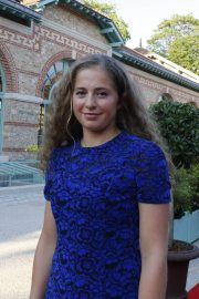 Jelena Ostapenko at Draw of 2018 French Tennis Open in Roland Garros in Paris 2018/05/24 3