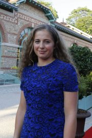 Jelena Ostapenko at Draw of 2018 French Tennis Open in Roland Garros in Paris 2018/05/24 7