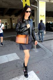 Jennifer Connelly Stills Arrives at Airport in Nice 2018/05/15 1