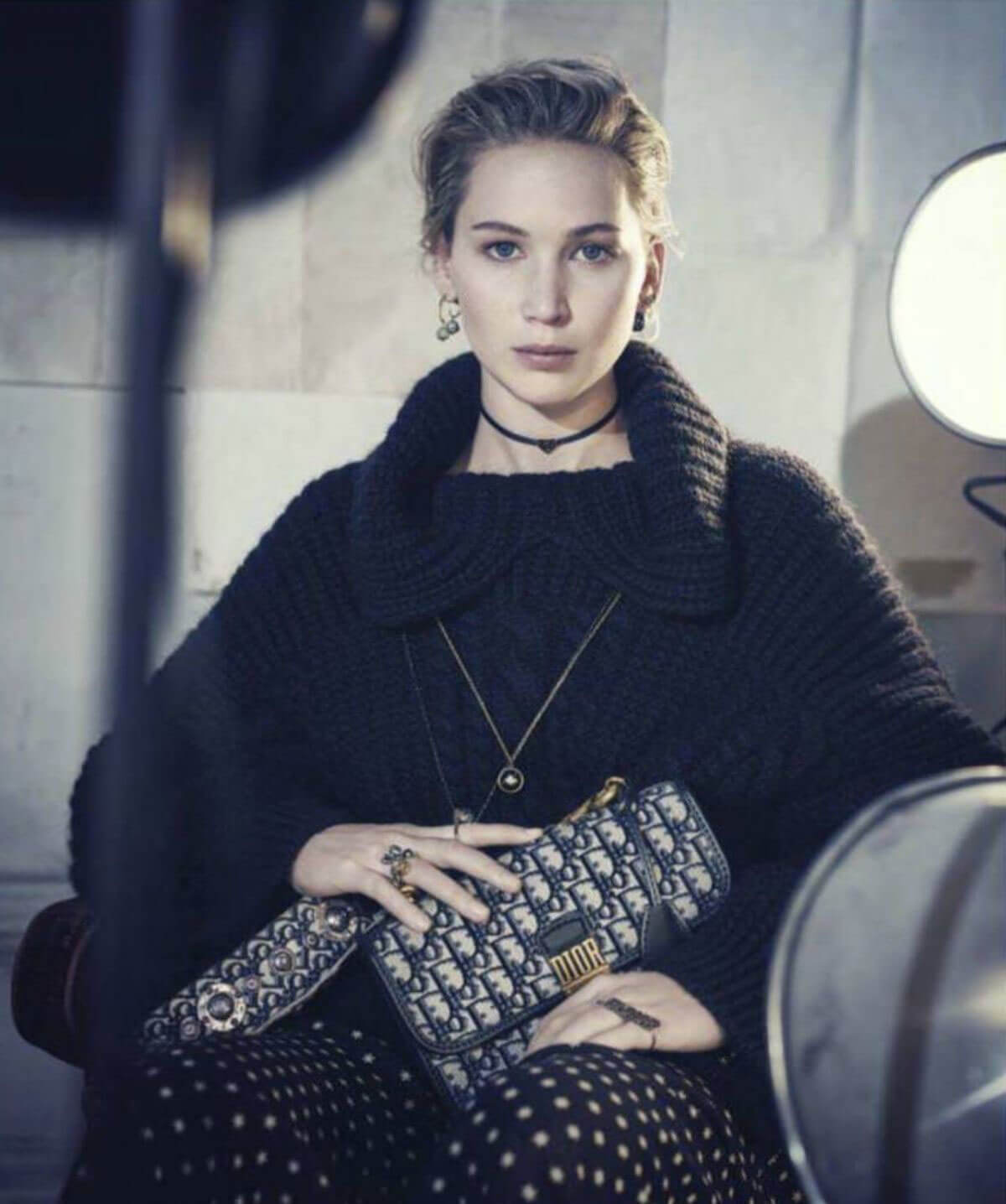 Jennifer Lawrence for Dior Pre-Fall 2018 Ad Campaign Photos 2018/05/28 1