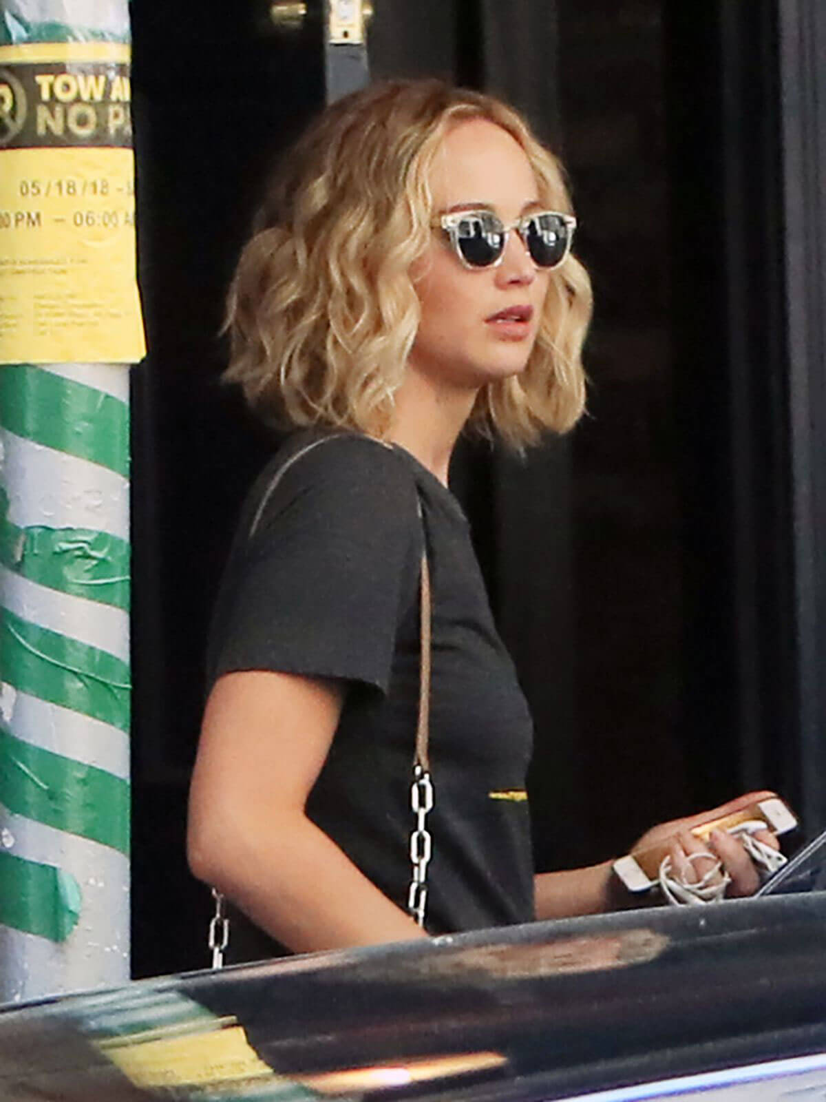 Jennifer Lawrence Out and About in New York 2018/05/28 8