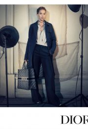 Jennifer Lawrence Poses for Dior Pre-Fall 2018 Ad Campaign Photos 3