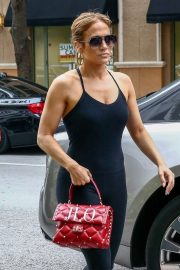 Jennifer Lopez Arrives at a Gym in Miami 2018/05/24 6