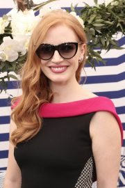 Jessica Chastain Stills at 355 Cocktail Party at 2018 Cannes Film Festival 2018/05/10 7
