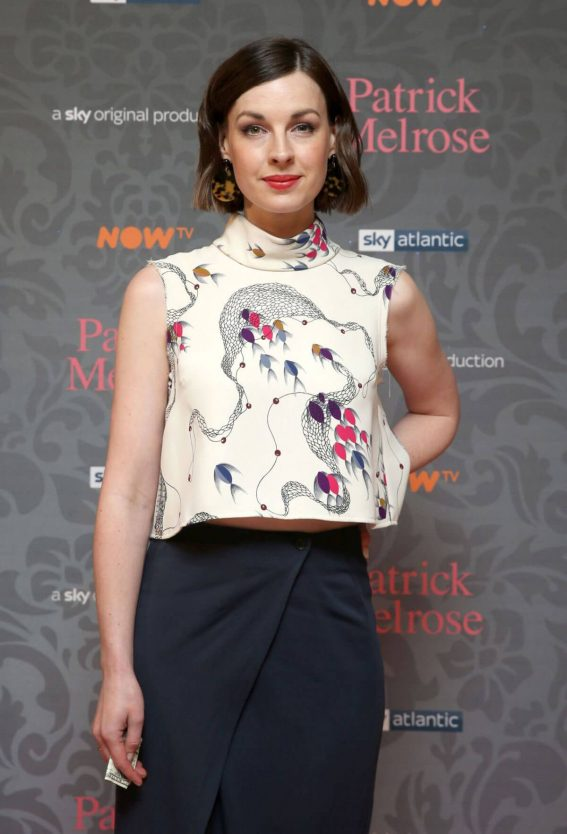 Jessica Raine Stills at Patrick Melrose Launch in London 2018/05/09 3