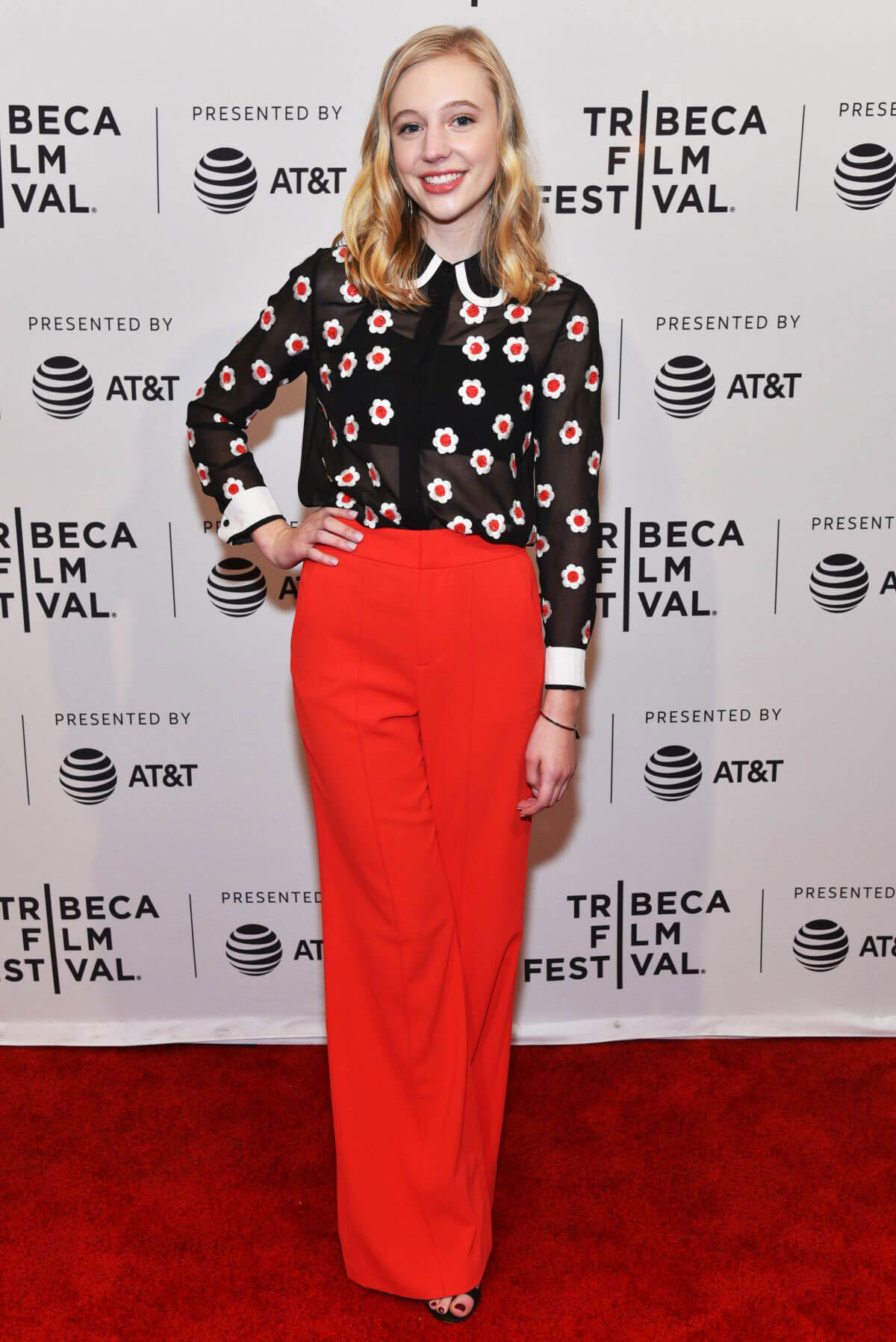 Jessica Sarah Flaum Stills at The Tale Premiere at Tribeca Film Festival 2018/04/27 5