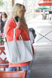 Jessica Simpson Out for Lunch in Beverly Hills 2018/05/25 2