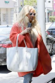 Jessica Simpson Out for Lunch in Beverly Hills 2018/05/25 3