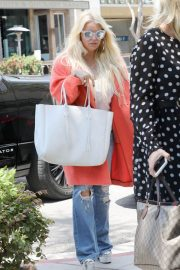 Jessica Simpson Out for Lunch in Beverly Hills 2018/05/25 5